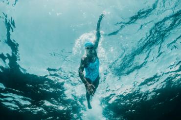 Adidas x Parley : des maillots de bain issus de plastique recyclé