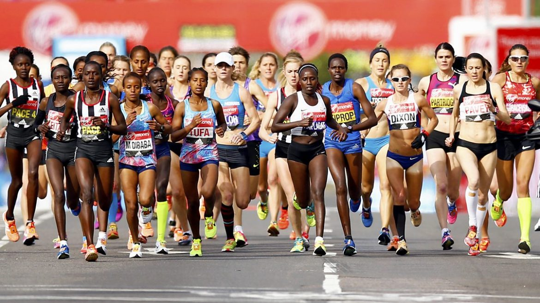 taille 40 9f161 ad23f Adidas vainqueur du marathon de Londres, Nike squatte les ...
