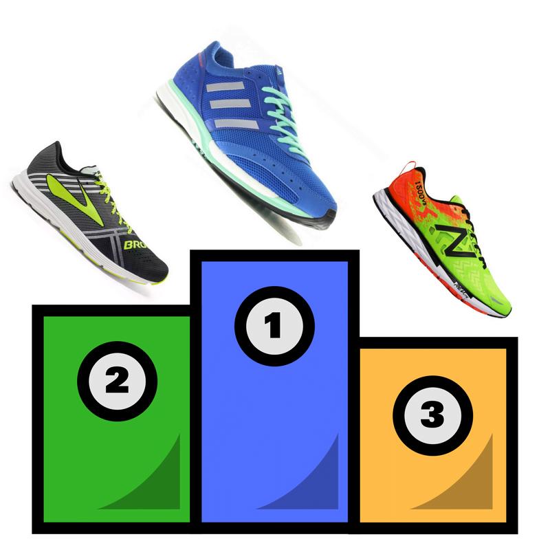 Les chaussures des triathlètes de D1 à la loupe !