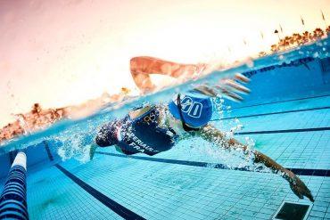 Comment choisir ses lunettes pour nager en triathlon ?