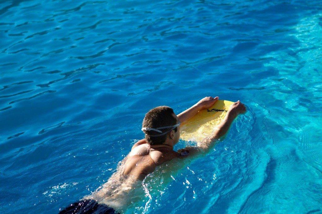 planche-natation