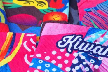 Des couleurs sur vos chaussettes avec la nouvelle collection Kiwami !