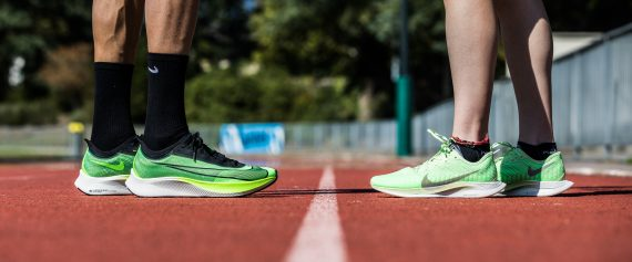Les chaussures & équipements Nike pour le triathlon @