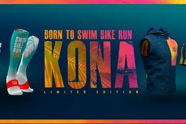Compressport édition limitée Kona 2019. Aloha !