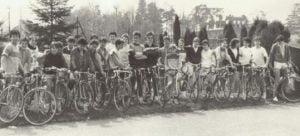l'histoire du triathlon