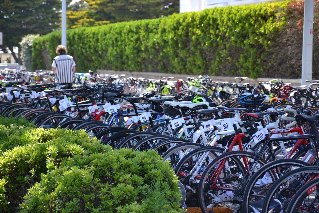 parc à vélo