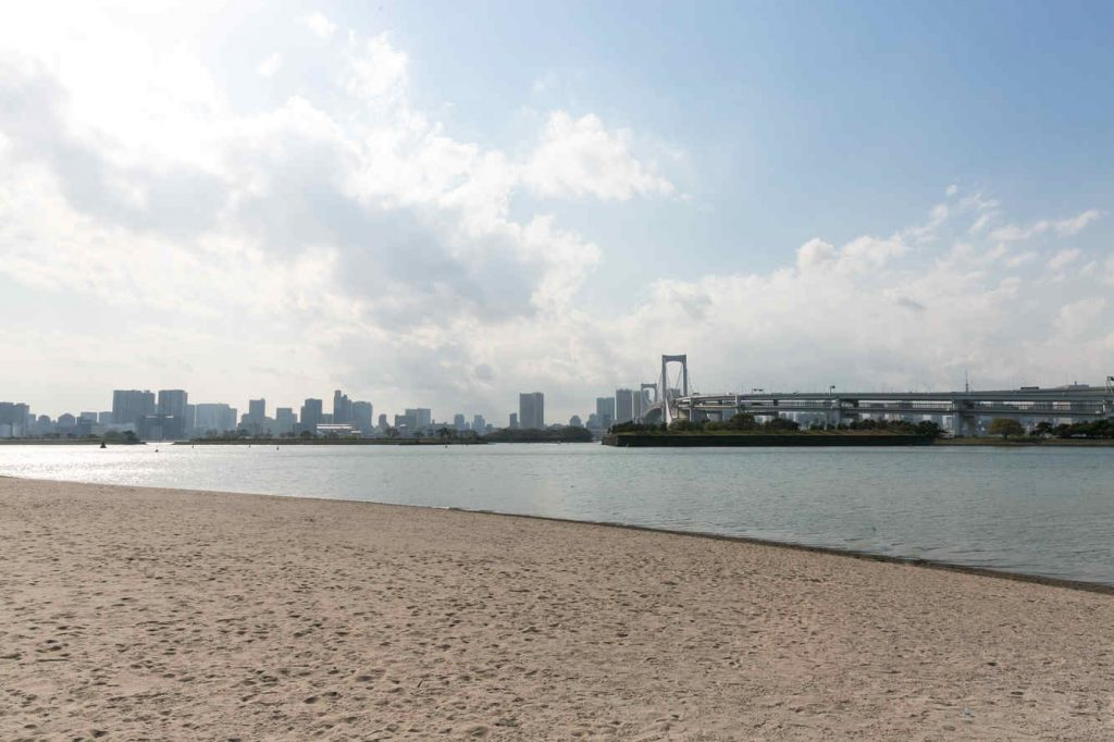 odaiba triathlon tokyo 2020