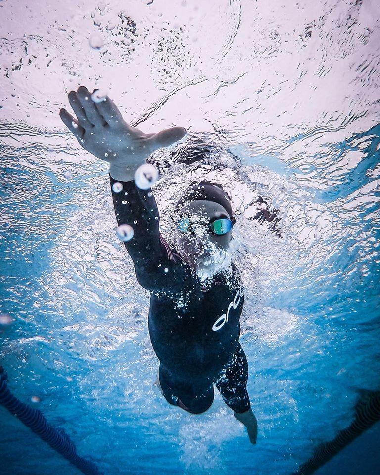 manon genêt natation