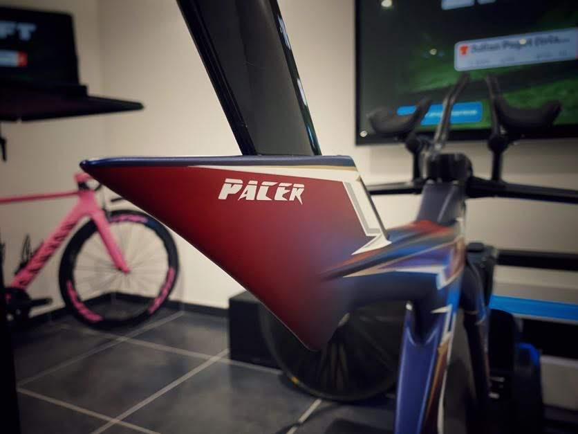 Pain cave pacer bikes