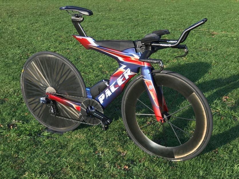 Pacer Bikes Julian Paget